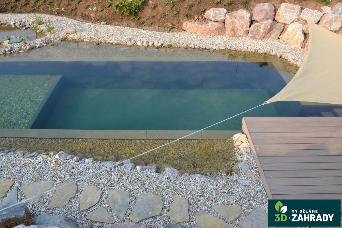 voda v zahradě biobaz 233 n 2 fotogalerie realizace